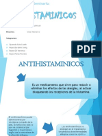 Antihistaminicos !!Diapos Of