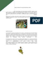 Principales Productos Que Exporta El Perú