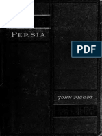 Persia Ancient and Modern - John Piggot 1874