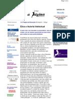 Ética e Autoria Intelectual - Nildo Viana