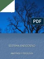 Fisiopatología. Sistema Endocrino