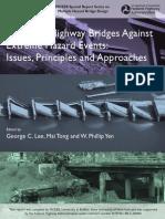 Design Og Highway Bridges Against Extreme Hazard Events, Fhwa, Usa. 2008. 114p.