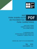 4Instructivo Para El Diseño de Pav 444- A