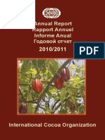 Annual Report Cover 2010 2011 English French Spanish Russian