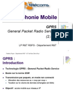 LP 2 Telephonie Mobile GPRS
