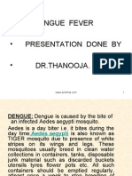 Dengue Management