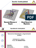 Presentación Heremeneútica jurídica 31 de mayo de 2013.pptx