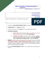 Organizare Curs Finantare Si Creditare 2012-2013