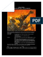 Defiler datafax for 2nd edition