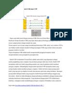 Cara Menyambung Kabel USB Dan UTP