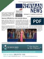 Newman News May 2014 Edition
