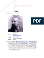 Gustave Le Bon -Psih Multimilor