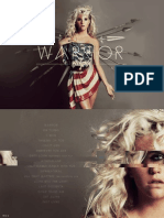 Warrior - Ke$ha Digial Booklet
