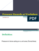 Lecture 21 Pressure