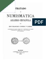 Tratado de numismática arábigo-española / por Don Francisco Codera y Zaidin