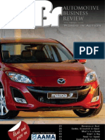Automotive Business Review October 2009