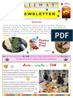 May Newsletter 1st May 2014 NEW-NEW FINAL