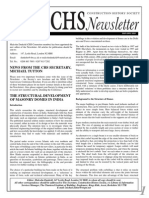 CHS Newsletter 63