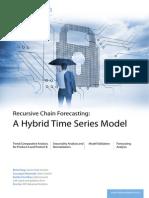 Recursive Chain Forecasting