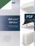 Dif-Vent Catalog - Clean room equipment