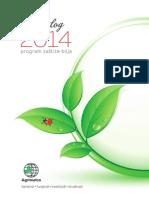 Program Zastite Bilja 2014 i 2015