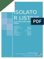 Isolator Listrik Kel.2