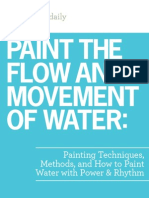 Water Painting Techniques
