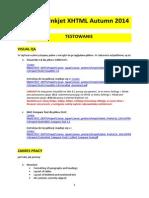 Instrukcje IJ 14A