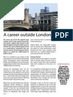 A Career Outside London
