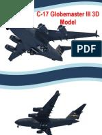 C-17 Globemaster III Model
