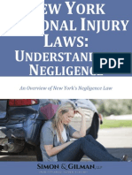 New York Personal Injury Laws