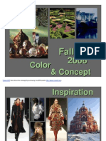 Conceptos de Color y Formas