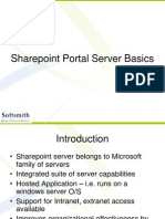 Share Point Basics
