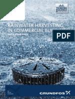 Rainwater Harvesting in Commercial Building