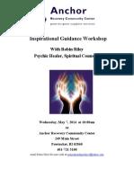 Psychic Healer 5-7-14
