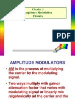 Am Modulation and Demodulation Trainer | Detector (Radio) | Amplifier