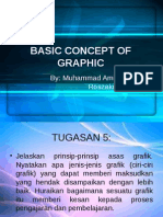 Basic Concept of Graphic (Done)