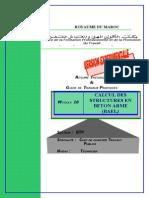 38475200 M18 Calcul Des Structures en Beton Arme BAEL