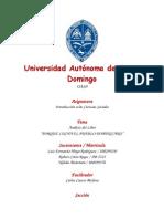 Analisis Del Libro Porqur Lucha El Pueblo Dominicano