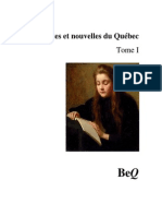 Contes Quebec 1