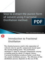 Fractional Distillation Manufacturers in India