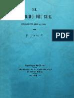 El Bandido Del Sur 1830 a 1837