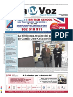 LA VOZ DE TORRELODONES Y HOYO DE MANZANARES- Nº 129- Mayo 2014