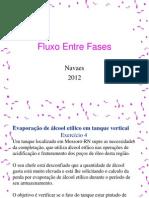 Fluxo Entre Fases 2012