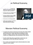 Marxian Poltical Economy-new