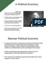 Marxian Poltical Economy-new