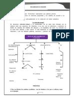 Ficha de Mecanismos de Cohesion 4to 2014 Hoy