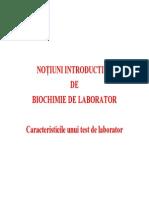 Teste laborator