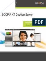 Scopia XT1000 DesktopServer Installation Guide 04
