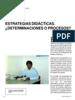 ESTRATEGIAS DIDACTICAS.